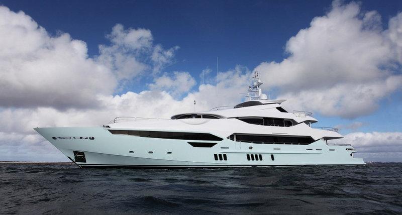 First Sunseeker 155 Yacht Superyacht Blush Yacht