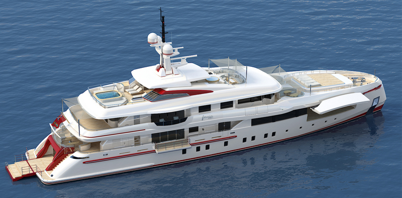 Luxury Motor Yacht FOREVER ONE Yacht Charter
