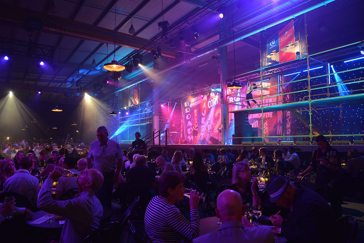 The 380 Guests At The Riviera And All That Jazz Nightclub