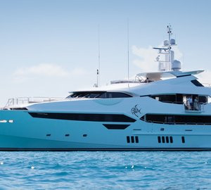 Luxury Yachts By Sunseeker On Display At Monaco Yacht Show