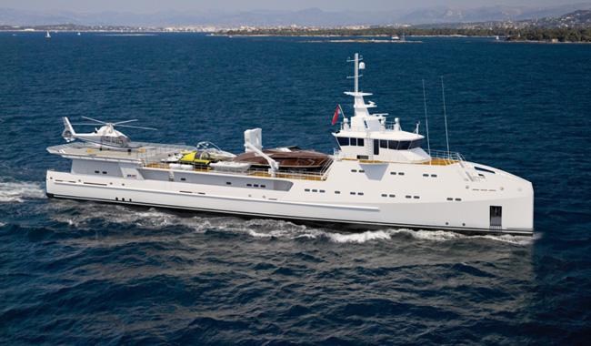 SEA AXE 6711 Luxury Yacht Charter Amp Superyacht News