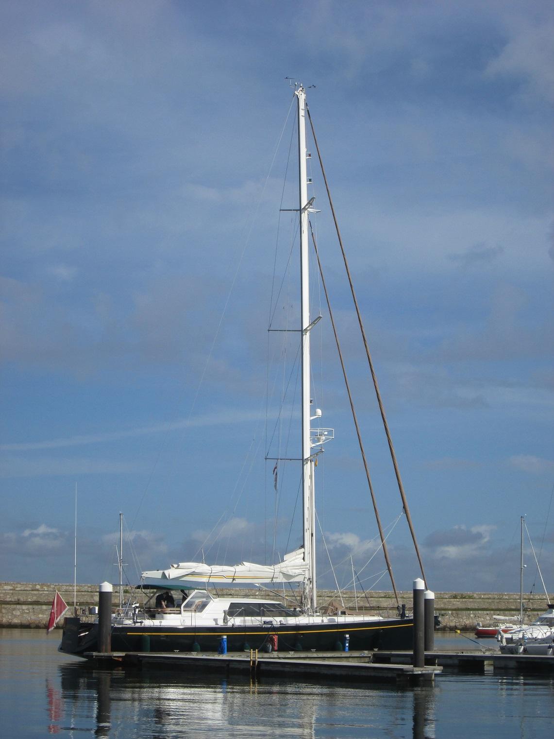 Doug Peterson Yacht Charter Amp Superyacht News