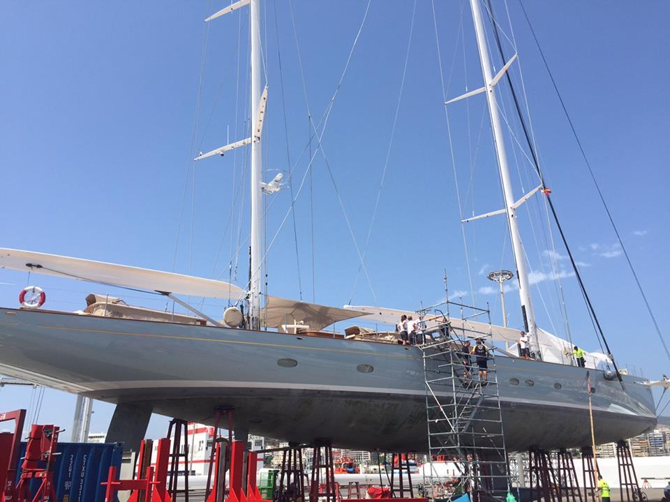 Luxury Sailing Yacht ELFJE Yacht Charter Amp Superyacht News