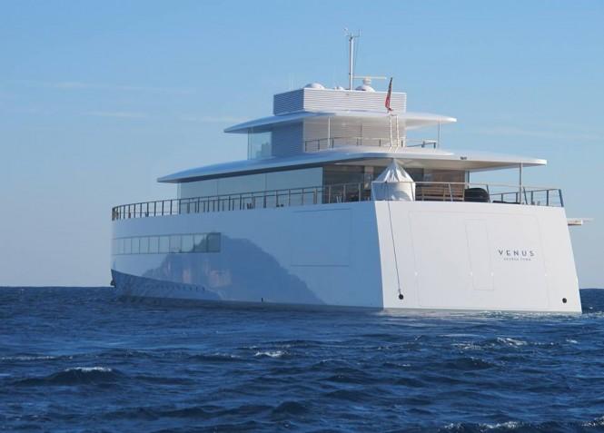 Philippe Starck Luxury Yacht Charter Amp Superyacht News