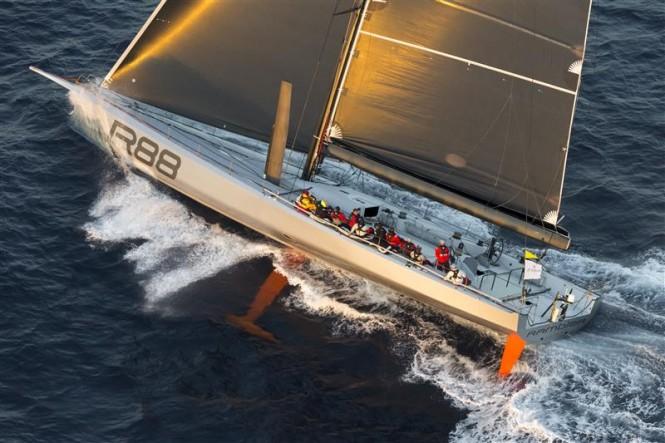 Rambler 88 Luxury Yacht Charter Amp Superyacht News