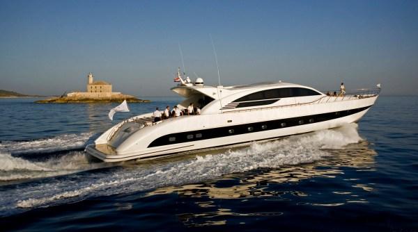 Luxury motor yacht SAINT (ex Mates) — Yacht Charter ...
