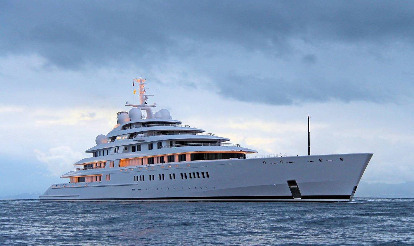 Azzam Yacht Charter Amp Superyacht News