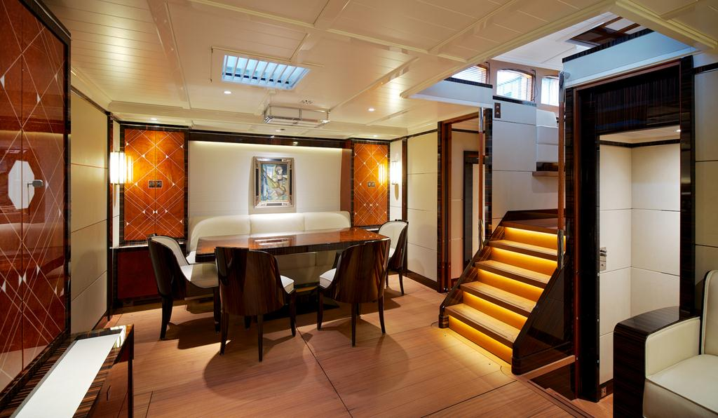 TOPAZ Yacht Charter Amp Superyacht News