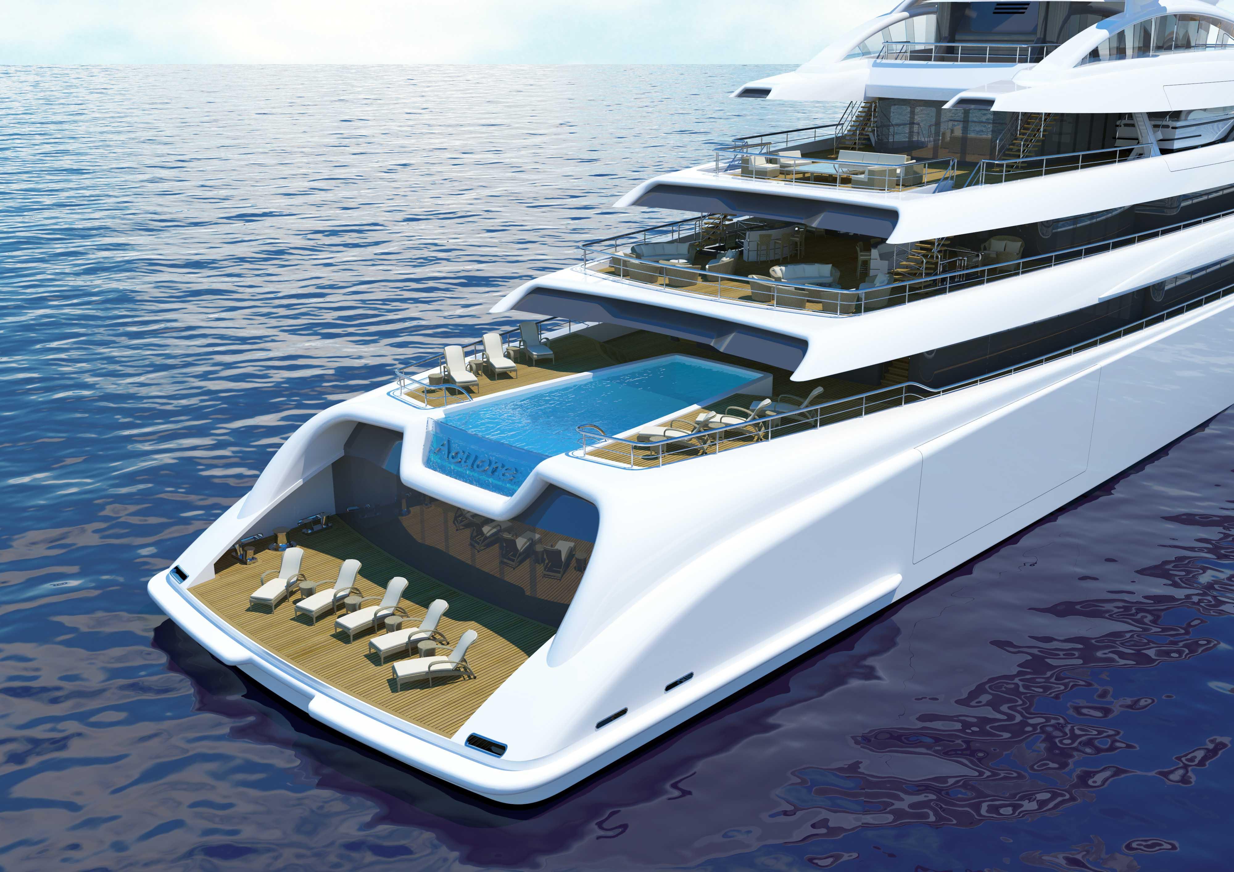 Top 10 Best Aft Decks On Luxury Yachts Yacht Charter