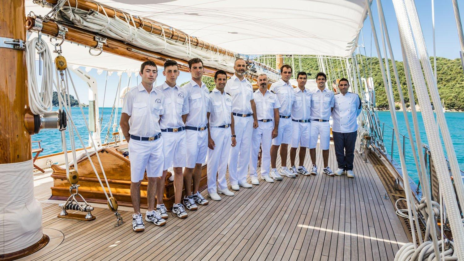 Superyacht Crew Salaries First Report Released Yacht