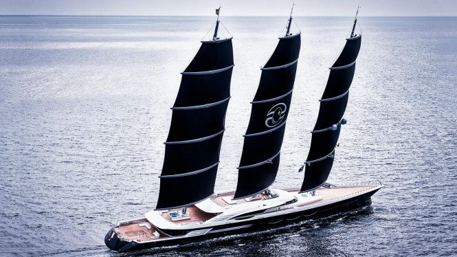 The Largest Sailing Yacht BLACK PEARL More Information