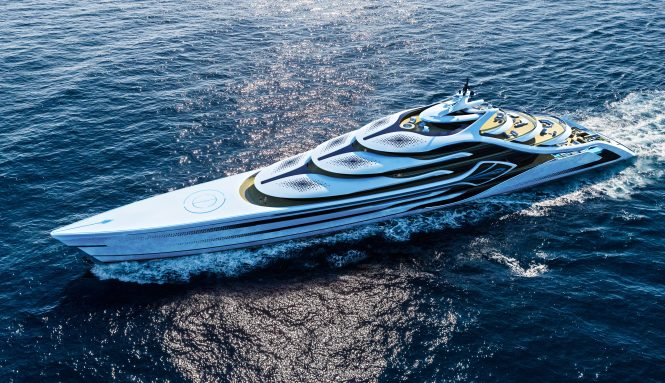 Luxury Yacht Acionna The Stunning New Concept From Andy Waugh Yacht Charter Amp Superyacht News