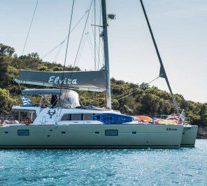 Elvira Yacht Charter Details Lagoon 500 Charterworld Luxury Superyachts