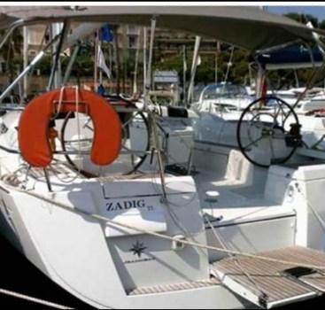 luglio in barca a vela Ponza