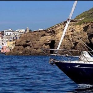 In barca a Ponza e Palmarola imbarcazione Nelson 48 Oceanica dal 18/06 al 20/06