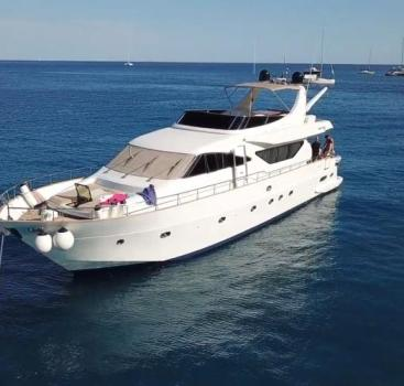 Alalunga 72 yacht di lusso