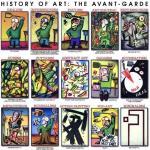 Art History Chart