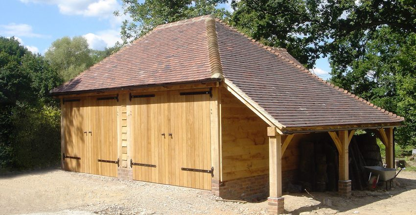 Quality Oak Framed Buildings In Kent Surrey And Sussex