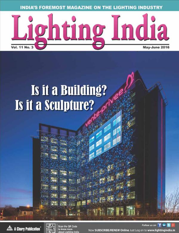 Lighting India Magazine - May - June 2016