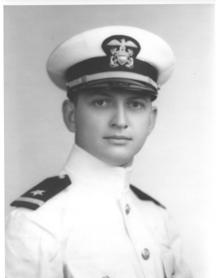 Ensign William Thomas Bailey