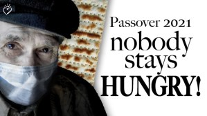 emrgency campiagn for passover