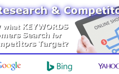 The Value of Keyword Research & Competitive Analysis