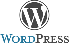 WordPress is used by default for all Website Projects conducted by Chase-It Marketing
