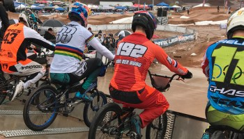 Connor Fields And Olympic Gold Chase Bicycles