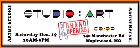 Studio:art co-op grand opening