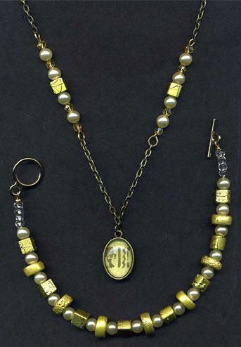 Class with Carolyn Hasenfratz - Jewelry Basics