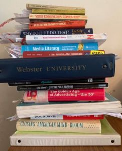 Here are some of the sources I collected for this paper - didn't end up using them all but could have if I kept going!