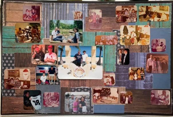 Larry's photo board #3