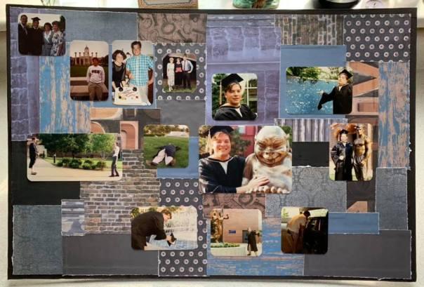 Larry's photo board #1
