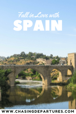 Fall in love with Spain