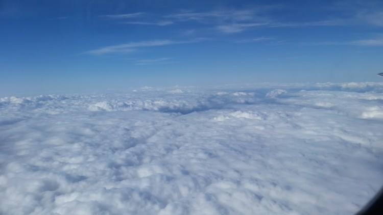 Clouds can be endless