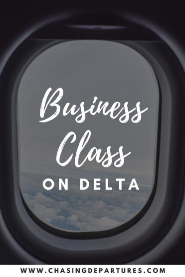 delta business class