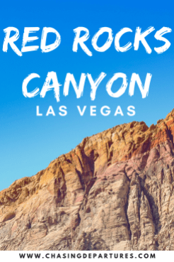 Day Trips Las Vegas Red Rocks Canyon