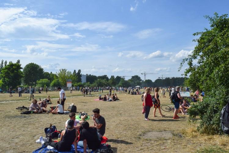 Mauerpark Favorite Spots berlin