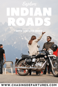 Tips to Explore Indian Roads