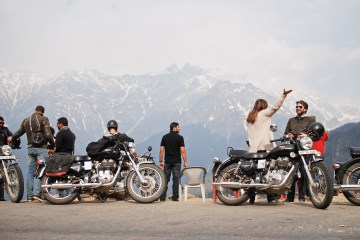 Motorcycle Tour India