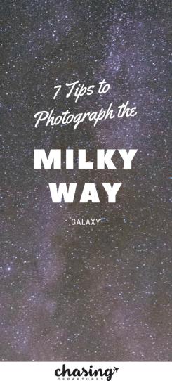 7 Tips to Take Galaxy Photos