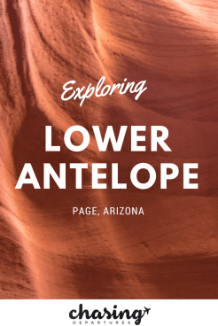 lower antelope canyon pin it