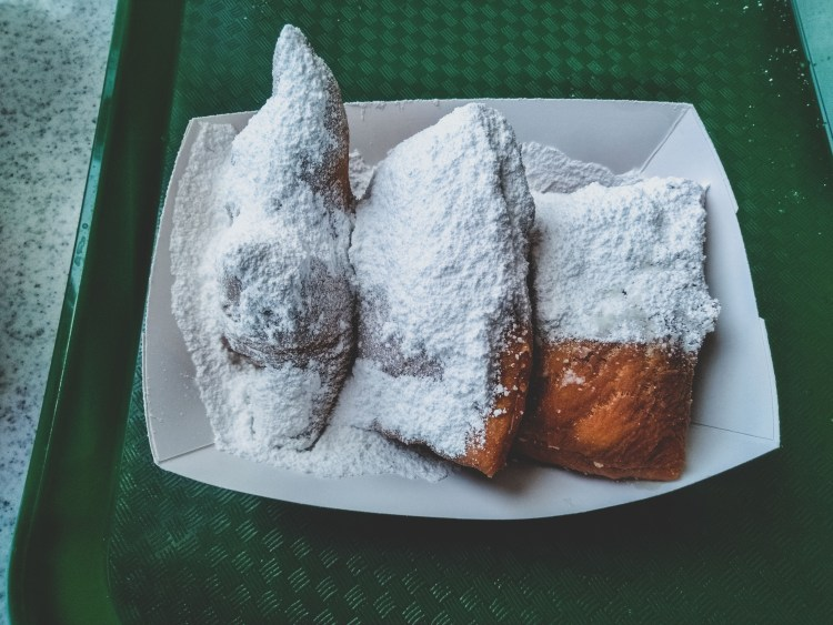 11 Things You Need to Eat and Drink in New Orleans   You can't go to New Orleans and not try all eleven of these! The food there is so good you will be searching for the recipes when you get home!   Chasing Departures   #neworleans #louisiana #food #cajun #travel #thingstodoinneworleans #frenchquarter