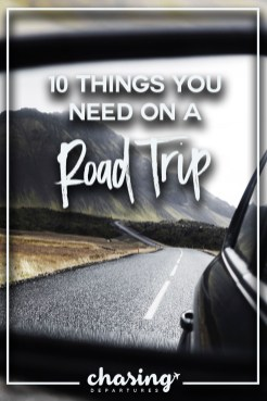 things you need road trip 2
