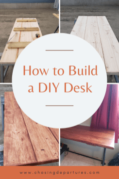 DIY Desk Pin