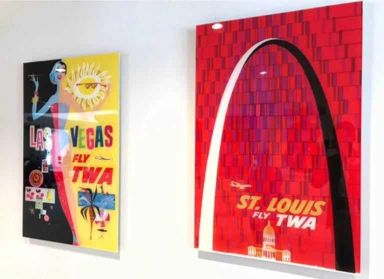 JFK'S Amazing TWA Hotel (a Complete Look Inside!) 11