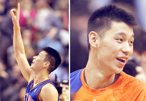 I caught the Jeremy Lin fever