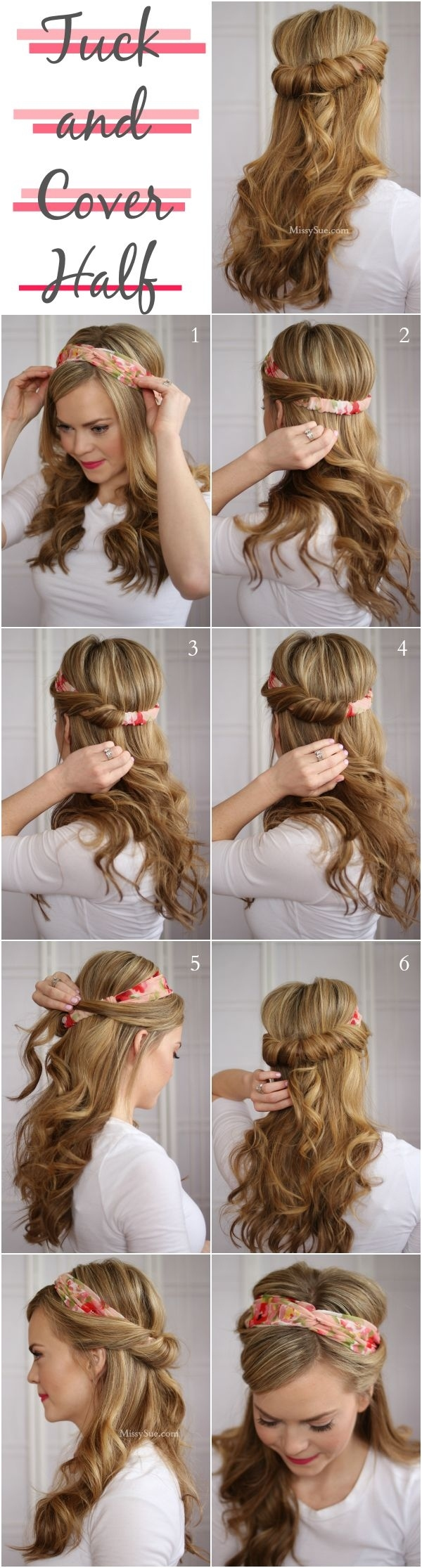 lazy girl hairstyling hacks