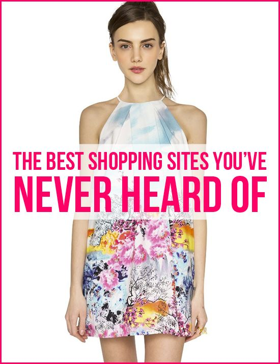The 11 best shopping sites you've never heard of