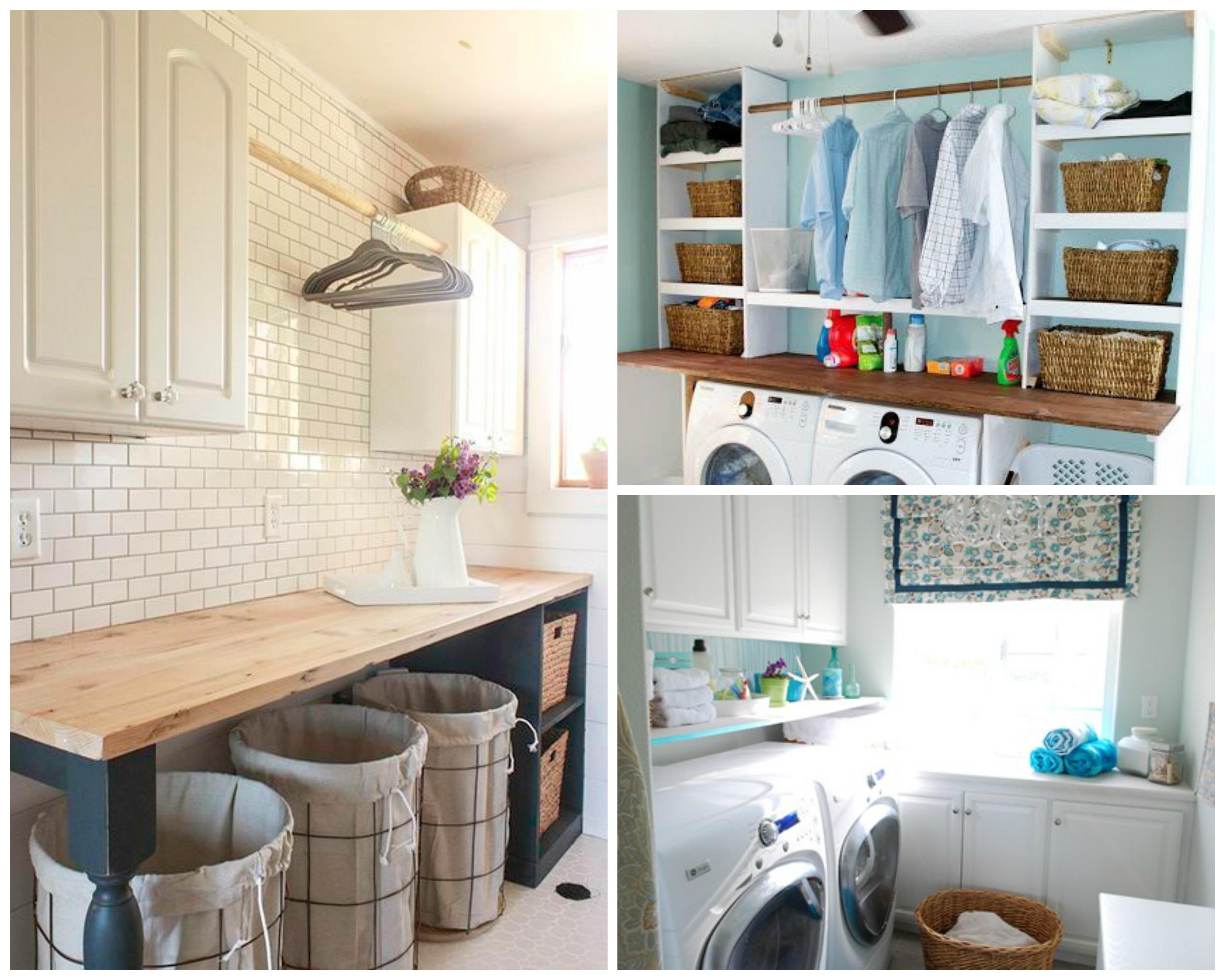 8 Laundry Room Organization Ideas You'll Actually Want to Try on Laundry Room Organization Ideas  id=50119